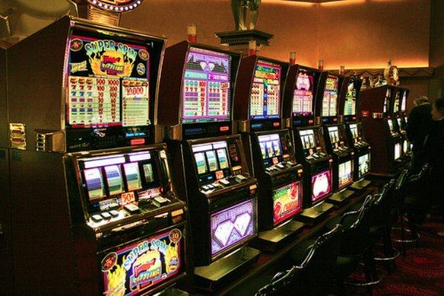 Игровые автоматы казино Vulkan
