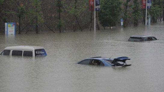 Из-за наводнений в Японии погибли 15 человек