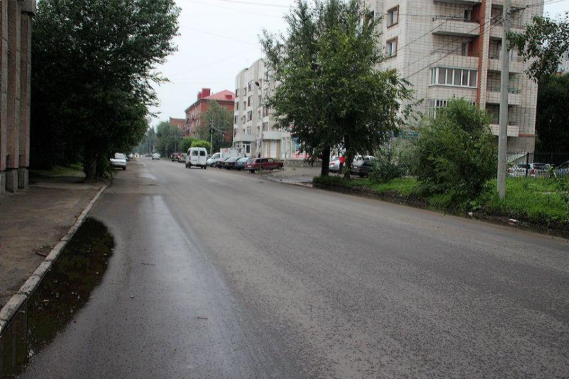 Движение на улице Пушкина снова делают двусторонним