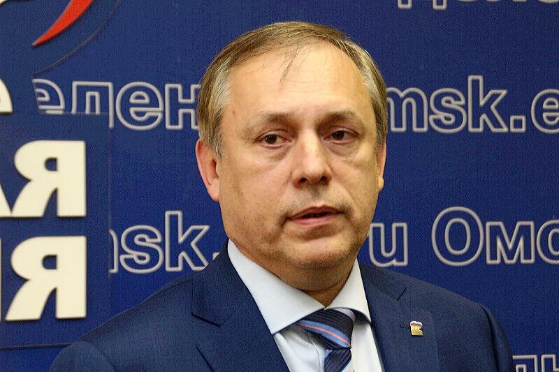 Тетянников назначен вице-мэром Омска