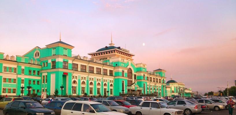 ОАО РЖД пообещало выделит на развитие железнодорожной инфраструктуры Омска более 2 млрд. рублей
