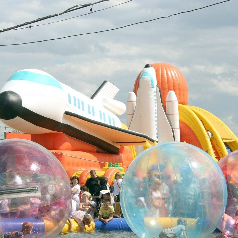 «Луна-парк»- это увлекательное путешествие в мир развлечений!
