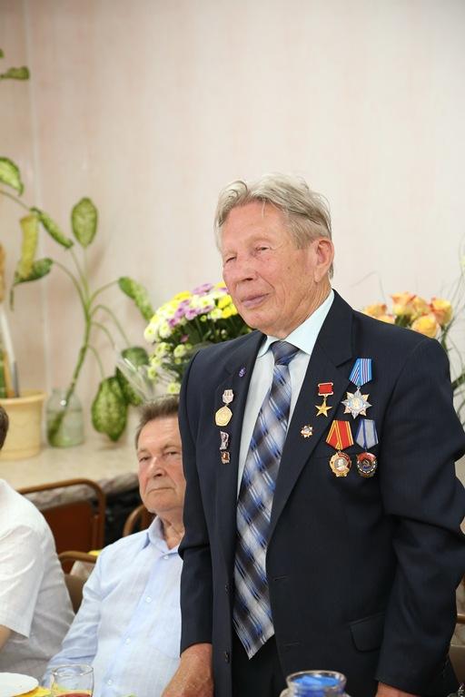 В Омске умер Герой Соцтруда Николай Сердюк