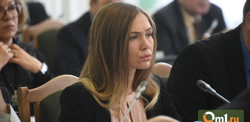 Депутат-танцовщица Маленьких отказалась от выборов в омский Горсовет в пользу карьеры в банке