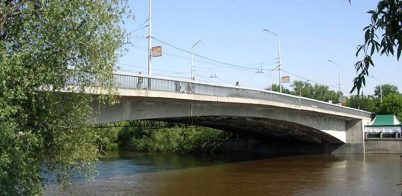 Омская область выделила еще 60 миллионов на ремонт Юбилейного моста