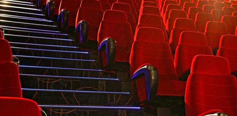 В Тюкалинске открыли современный 3D-кинозал