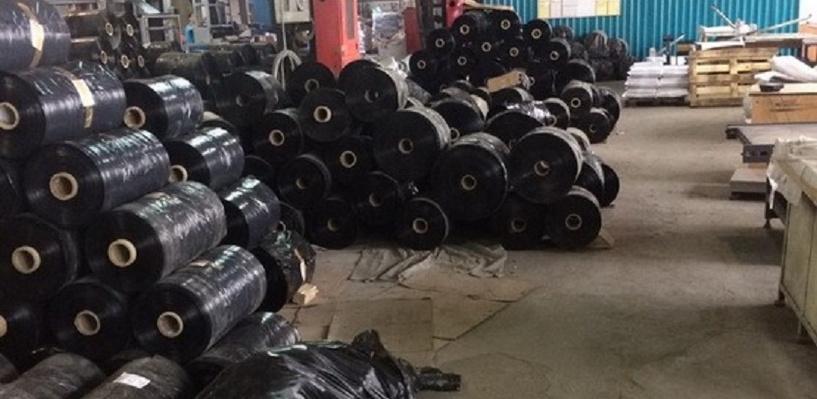 В Омске начали перерабатывать упаковочную плёнку