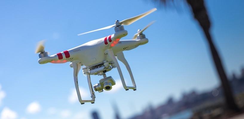 Владельца дрона в Омске хотят оштрафовать за несанкционированный полет