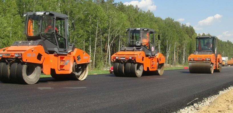 Дорогу до Седельниково в Омской области отремонтируют к 2020 году
