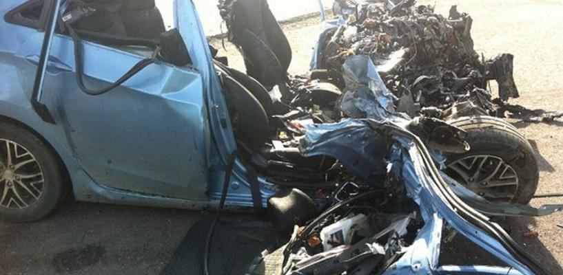 На трассе в Томбовской области погибло 4 омича