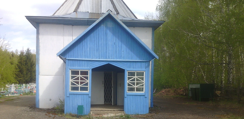 Судебные приставы заставили сельских чиновников Омской области убрать мусор на кладбищах