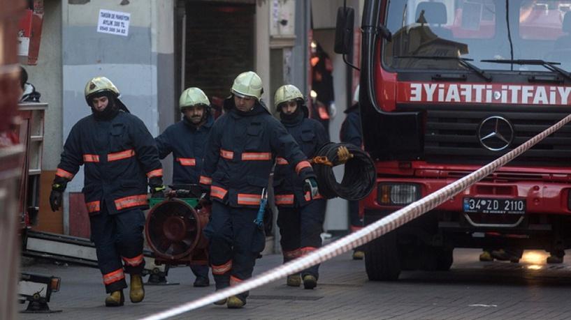 В Турции загорелся пятизвездочный отель: пострадали четыре россиянина