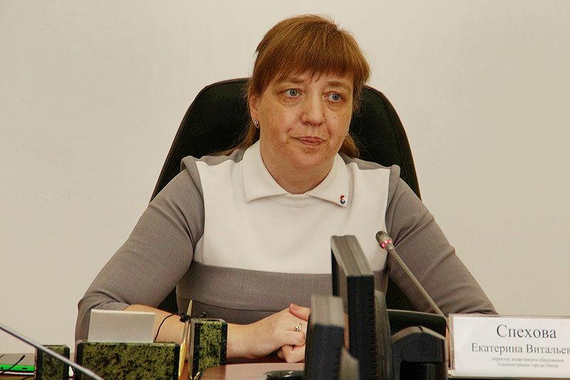 Галина ГОРСТ: «Мэром Омска должен быть директор школы»