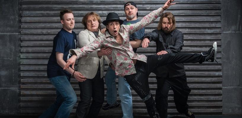 Группа «Ногу свело!» приедет в Омск с бесплатным концертом