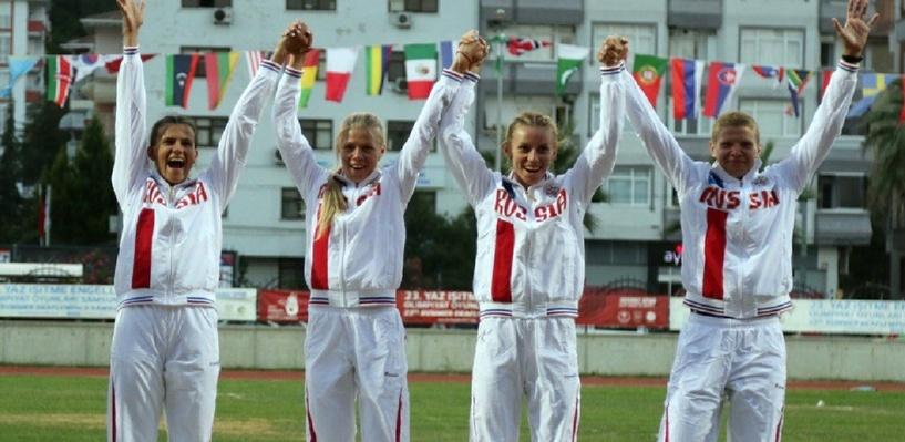 Омичка Алёна Филюшкина стала чемпионкой летней Сурдлимпиады
