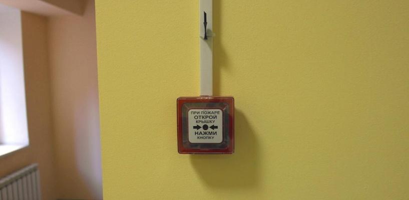 За выведение из строя пожарных сигнализаций в школах жителю Омской области дали условный срок