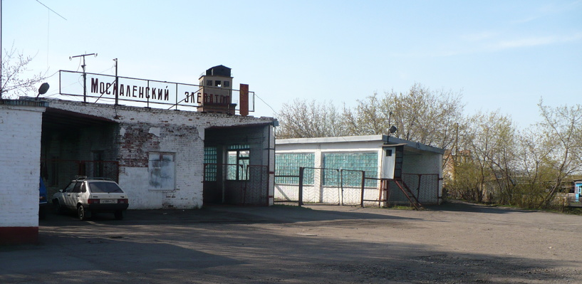 В Омской области три рецидивиста обокрали элеватор