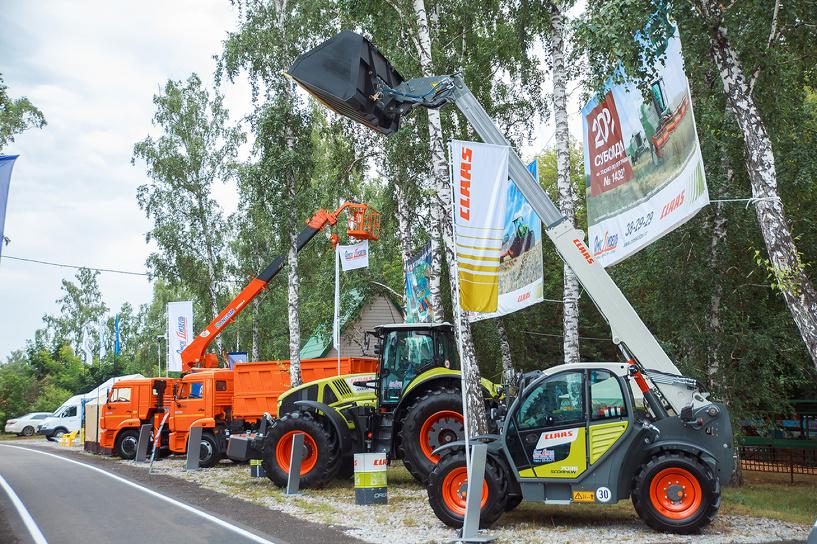 Компания «Омскдизель» на Сибирской агротехнической выставке-ярмарке «Агро-Омск 2017»