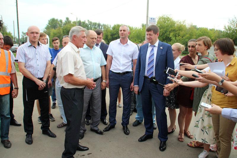 В следующем году Омская область может получить на дороги 1 млрд рублей
