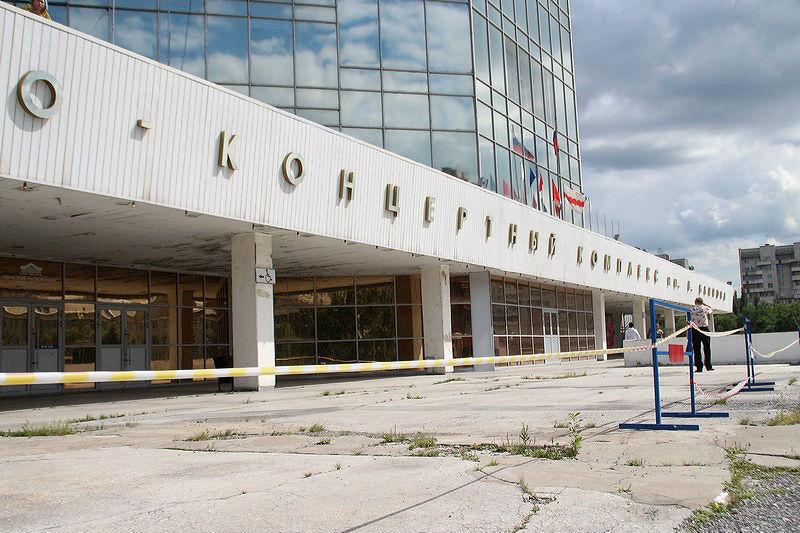 Глава Олимпийского комитета России заинтересовался проблемами СКК Блинова