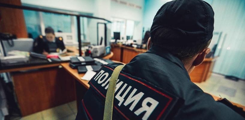 В Омске неизвестный напал на прохожего с ножом