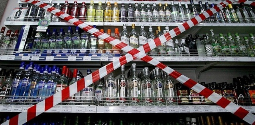В Омске на День города строго запретят торговать алкоголем
