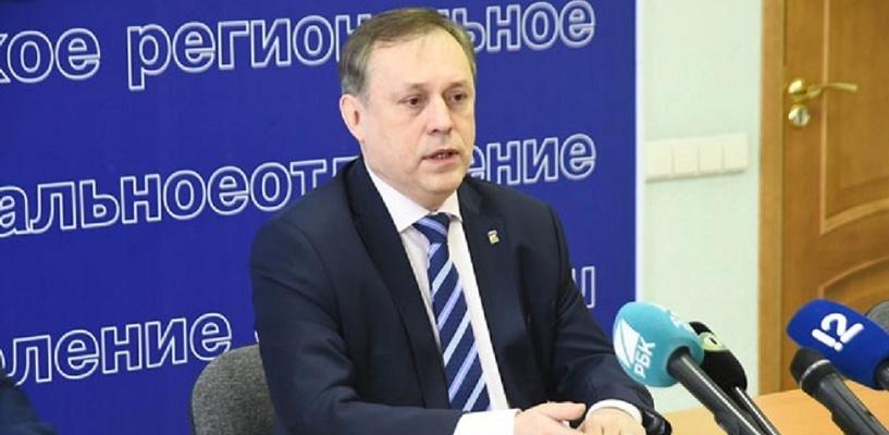 Новым вице-мэром Омска стал экс-лидер единороссов Тетянников