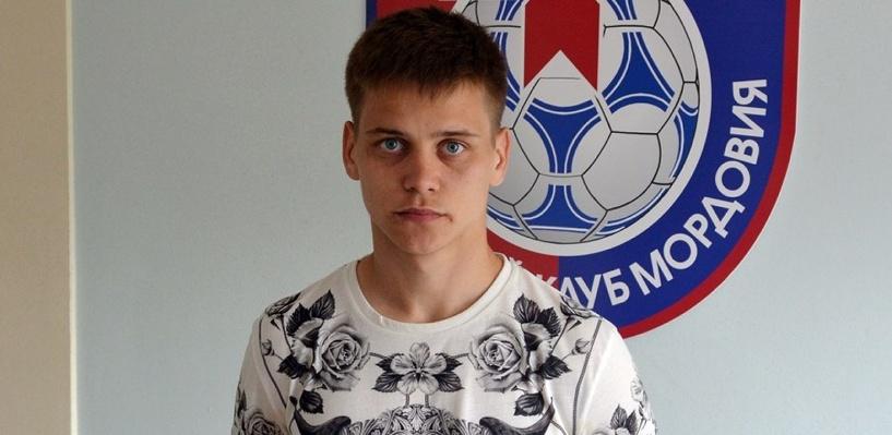 Футболист из Омска Шлеермахер перешёл в более сильный клуб Мордовии