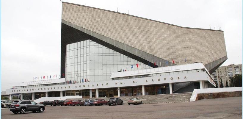 СКК им. Блинова в Омске могут закрыть из-за долгов