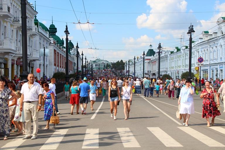 Омск так и остался 8-м по численности городом-миллионником