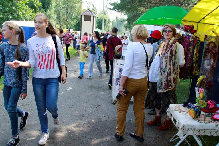 На День омича пришли более 20 тысяч человек