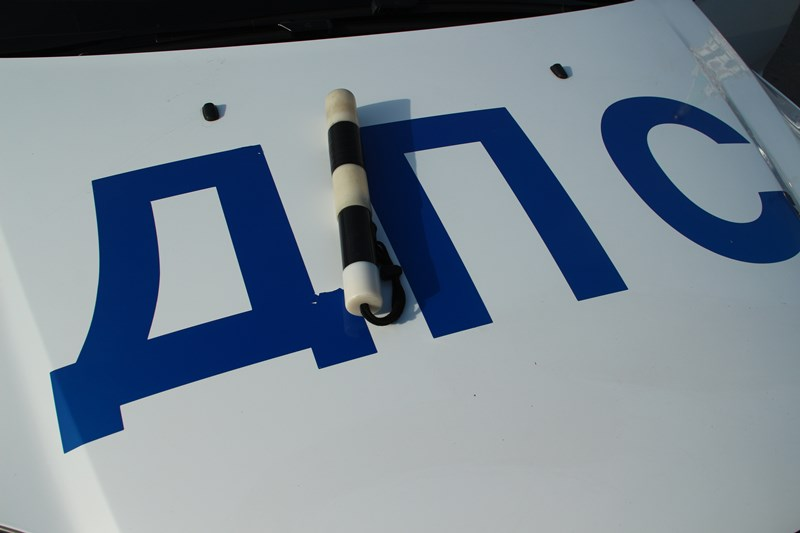 В Омске остановили маршрутку с пьяным водителем за рулем