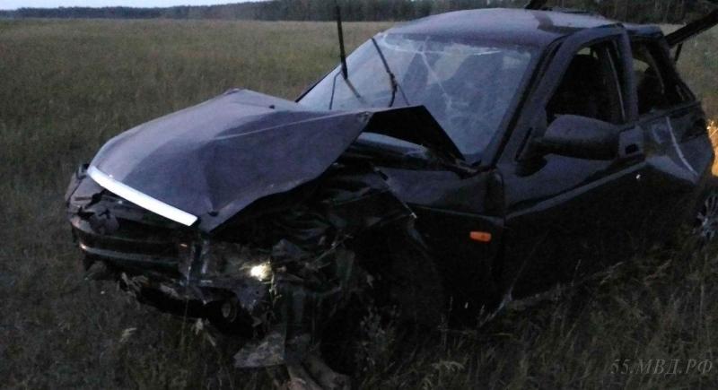 За выходные на омских дорогах погибли 7 человек, 42 пострадали