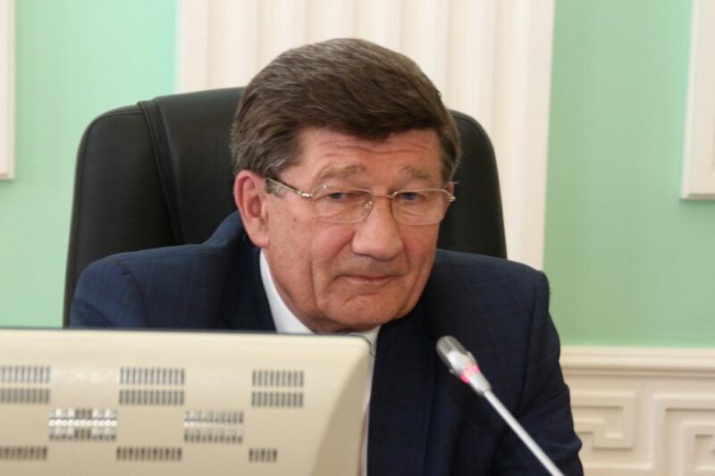 Заявление омского мэра об отставке только сейчас поступило в горсовет