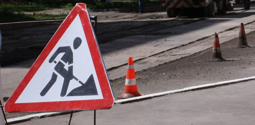 На омской улице Суворова закончился ремонт