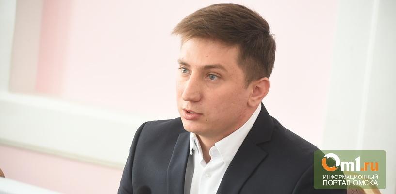 Несостоявшийся мэр Омска Ерошевич решил баллотироваться в Горсовет