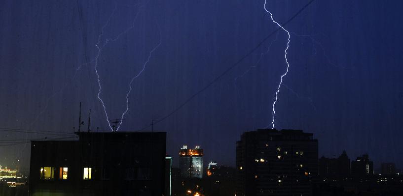 В Омске снова будет буря: объявлено штормовое предупреждение