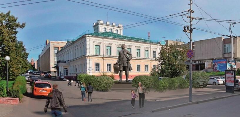 С доставкой в Омск Петра I работы Церетели возникли заминки