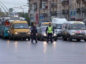 Сегодня в Омске будут ловить безответственных пешеходов