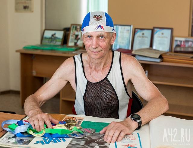 В Омск едет грузчик, пробежавший 99 марафонов