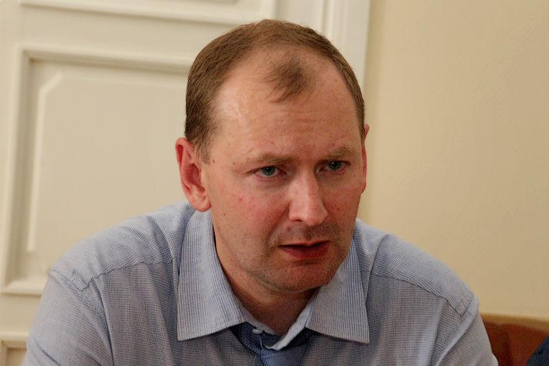 Компанейщиков отрицает роль области в отставке Двораковского