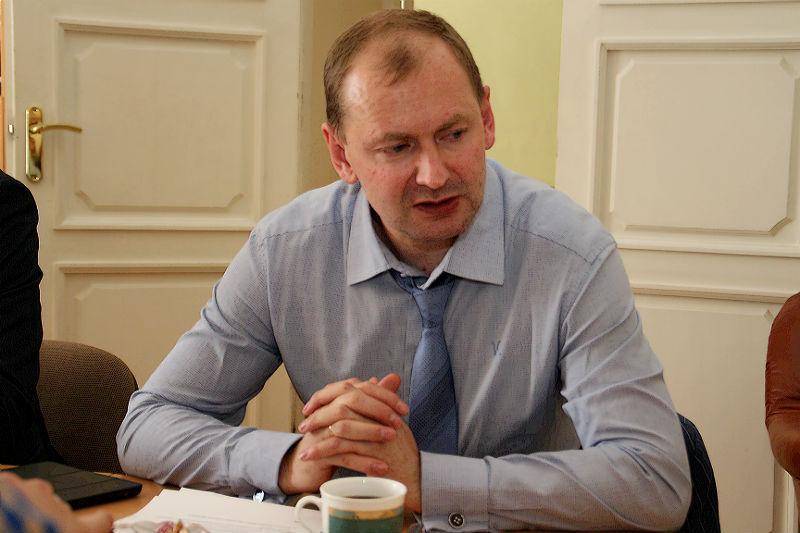 Перед отставкой антирейтинг Двораковского был 80%