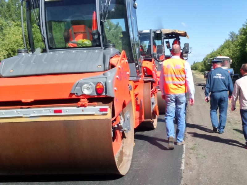 Росавтодор даст 86 миллионов на ремонт двух дорог в Омской области