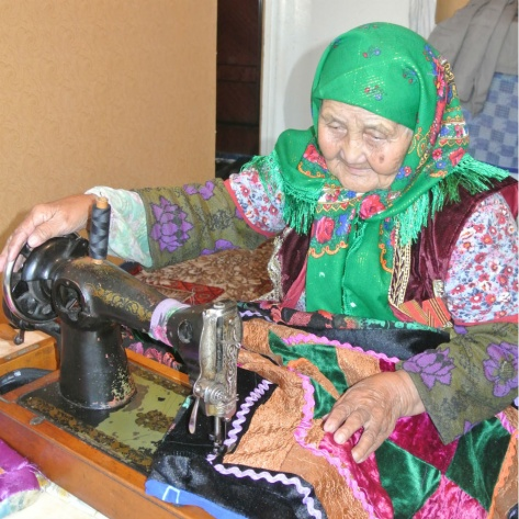 Самой пожилой омичке исполнилось 109 лет