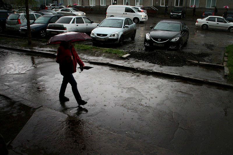 В Омской области – новое штормовое предупреждение
