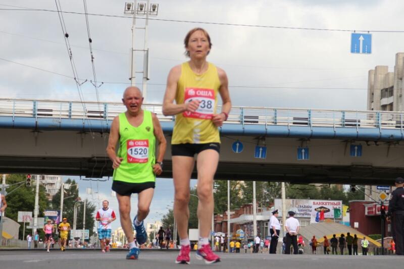 Из-за марафона дороги в Омске будут перекрывать три дня