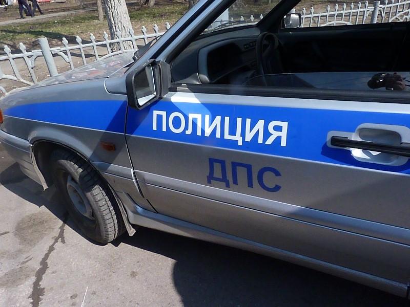 В Омске нашли водителя, который сбил велосипедиста и скрылся