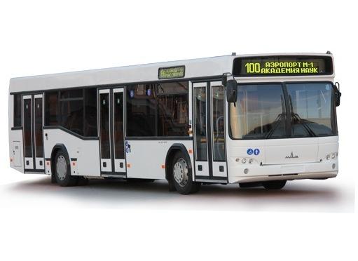 Фролову понравились автобусы, которые производят в Минске