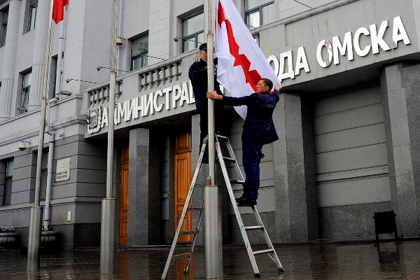 Парыгину оставили работать в мэрии Омска