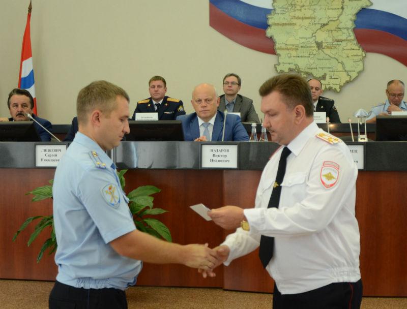 Назаров доволен снижением «пьяной» преступности в Омской области